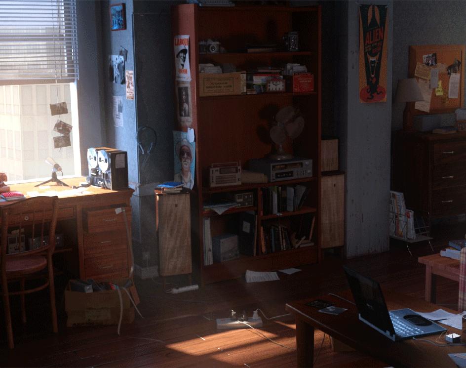 Detective Deskby dushyant