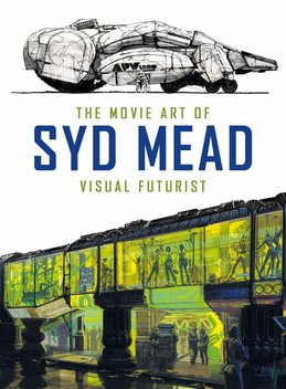 syd mead art of book illustration sci-fi movies