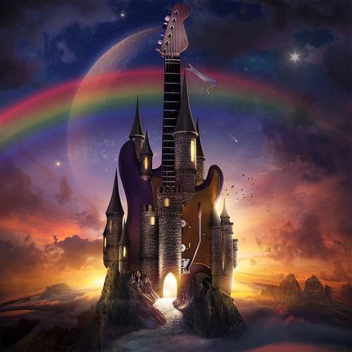 guitar and castle album cover
