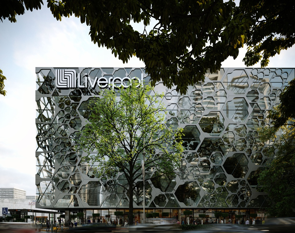 Liverpool Insurgentes Department Storeby Hossein Yadollahpour