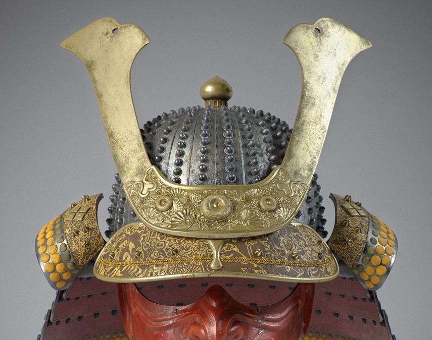 Samurai Helmetby Cassagi