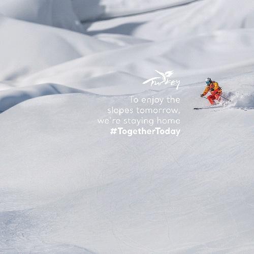 skiing figure snow mountain