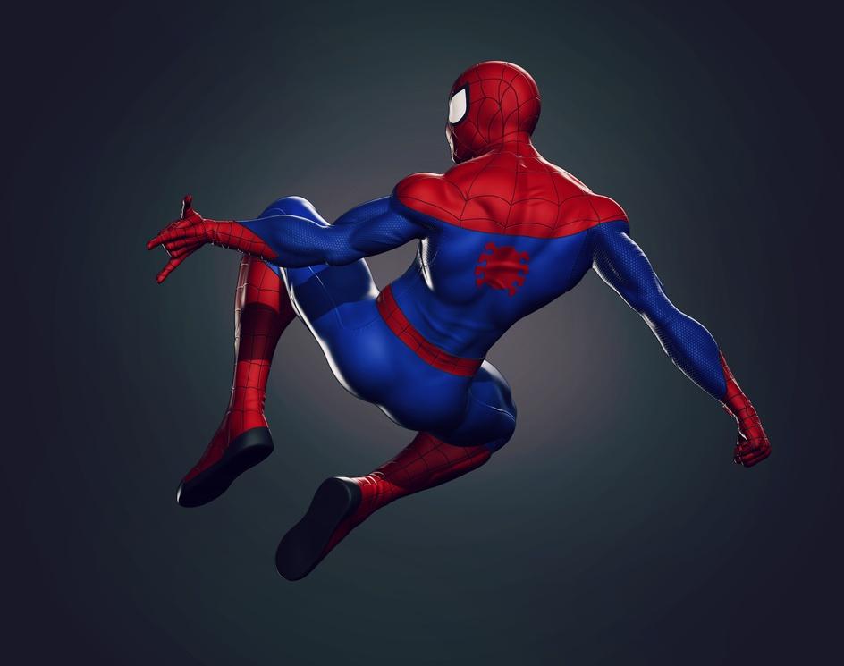 Spider-Manby War Garron