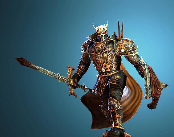 Chaos Warriorby brunomorin