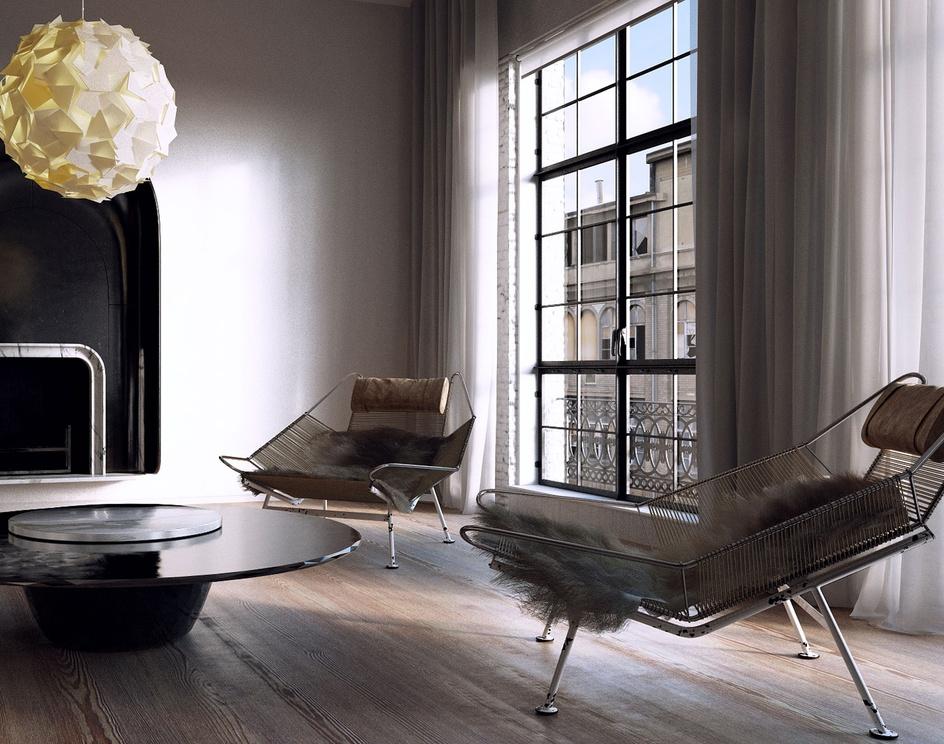 [4pixos] Paris Apartmentby 4pixos Studio