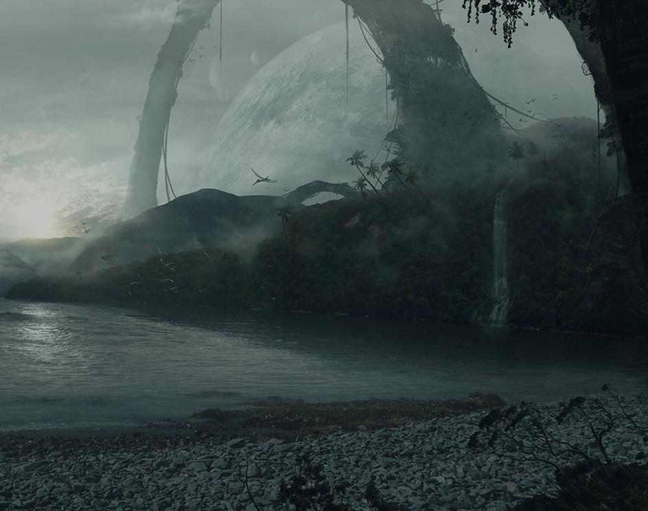 Mystic Planetby paolamuñoz