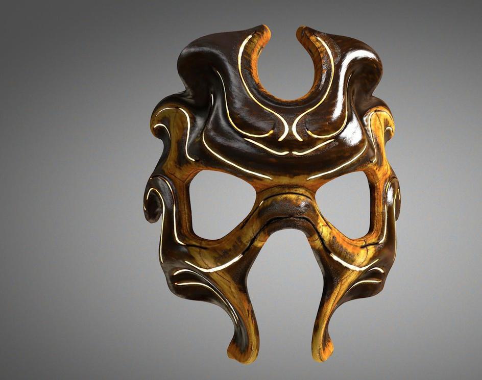Metal Maskby scyrus