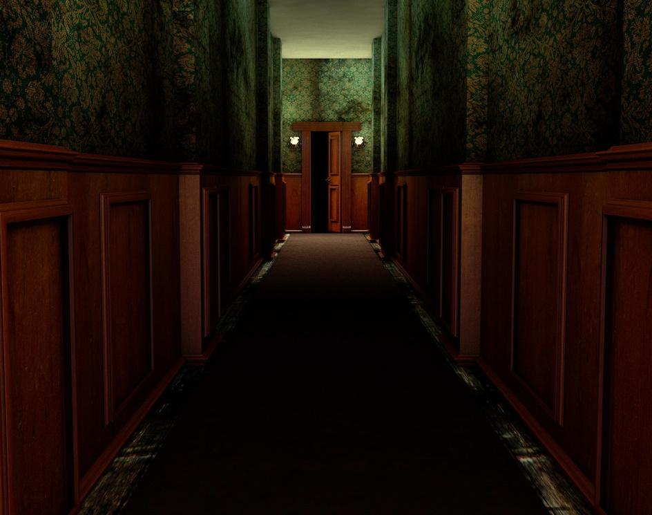 Dark Corridorby scyrus