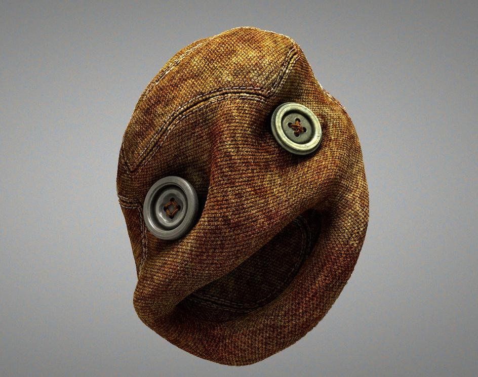 Creepy Puppet Headby scyrus