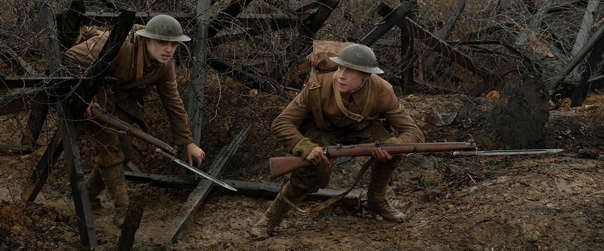 1917 oscar nominated film