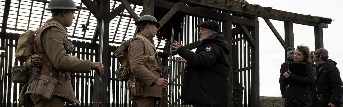1917 sam mendes directing actors