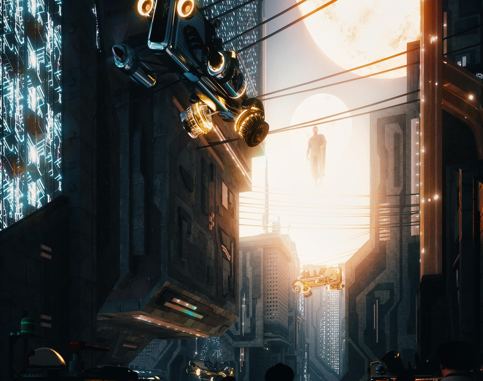 Unknown Planet - Zero Xby Nic Nguyen