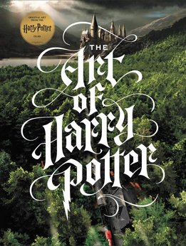 the art of harry potter fantasy book