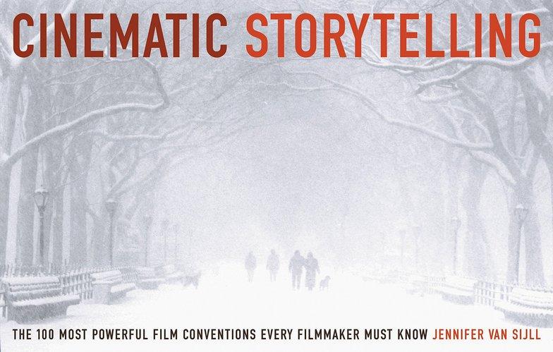 cinematic storytelling artbook