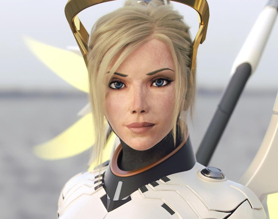 Overwatch - MERCYby SgtHK
