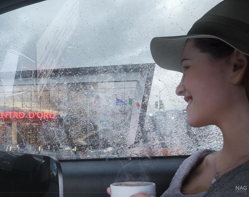 YAY! It's raining!by nag_designs