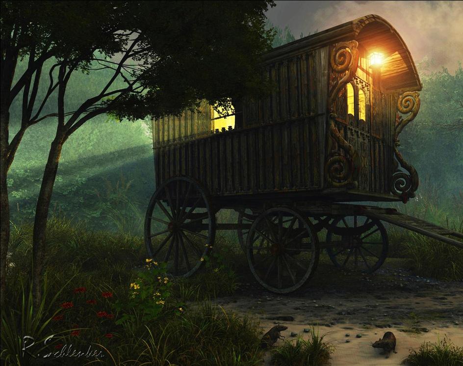 Gypsy Lightsby rschlenker