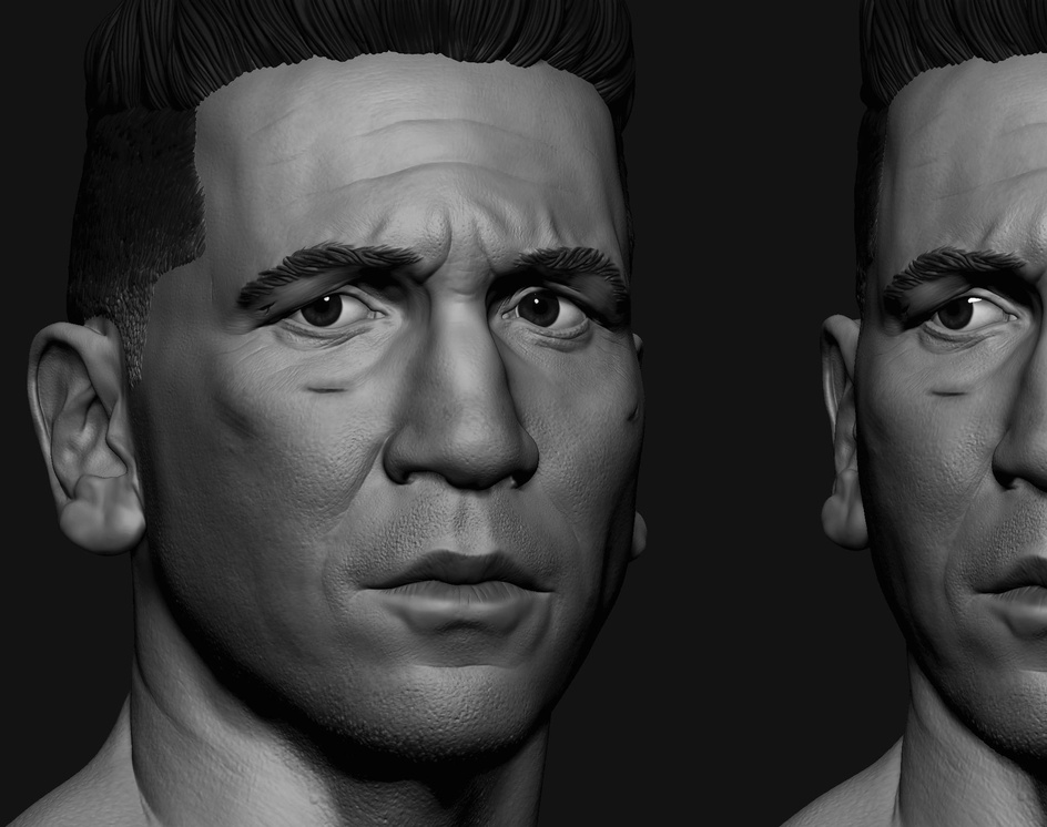 The Punisher (Jon Bernthal)by Robson Barros