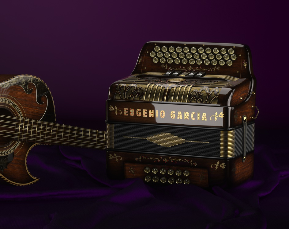 Accordion and Bajoquintoby artecnl