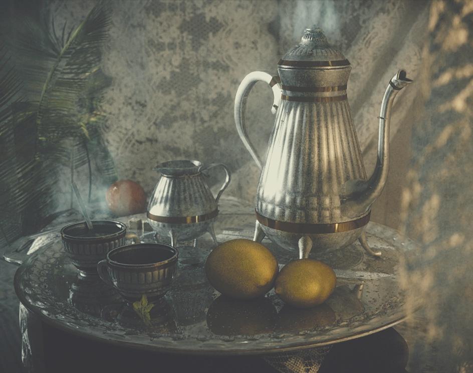 Teatime & Interiorby PaVl