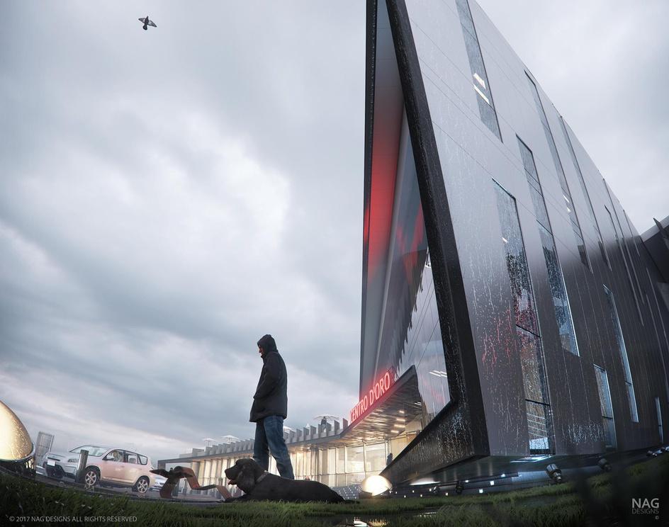 Centro D' Oro | Milan - Italyby nag_designs