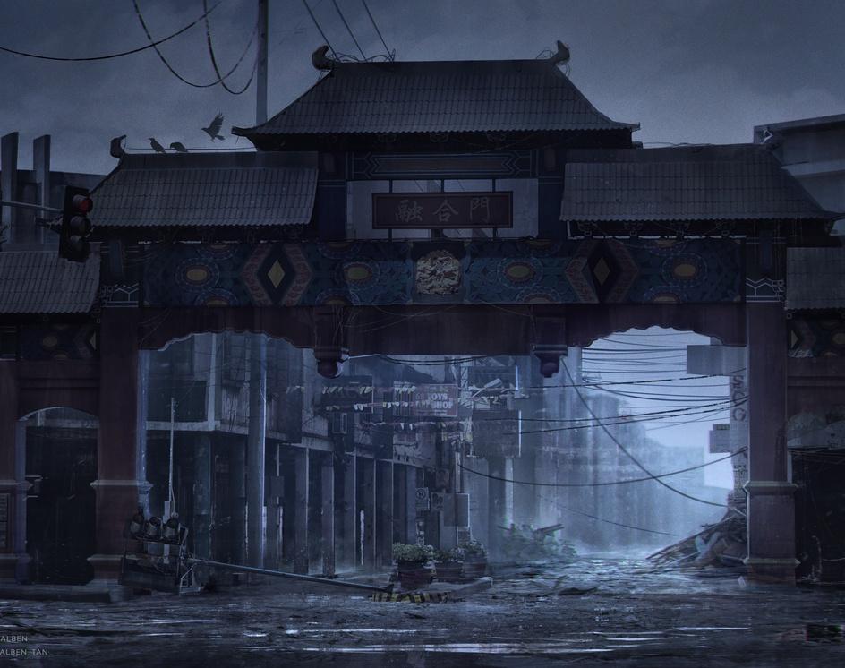 China Town (Uyanguren, Davao)by Alben Tan