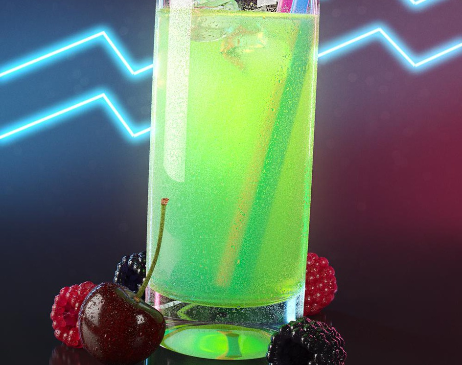 Acid Fizz '86by Daniel Karner