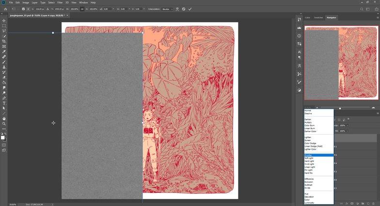 texturing designs 2d art