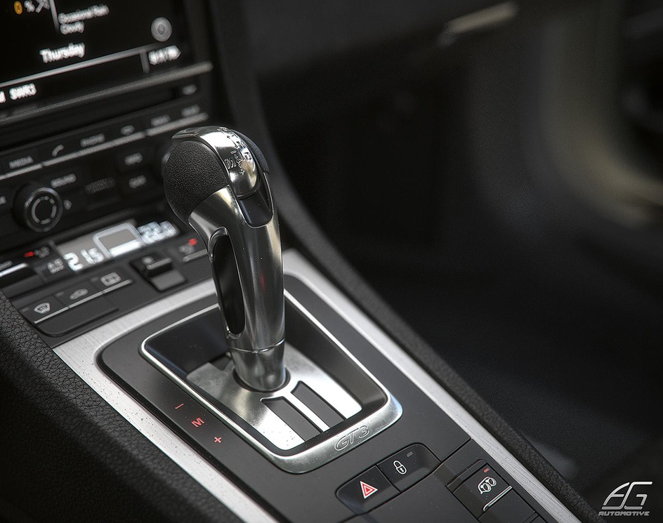 Porsche 911 GT3 Interiorby adozv