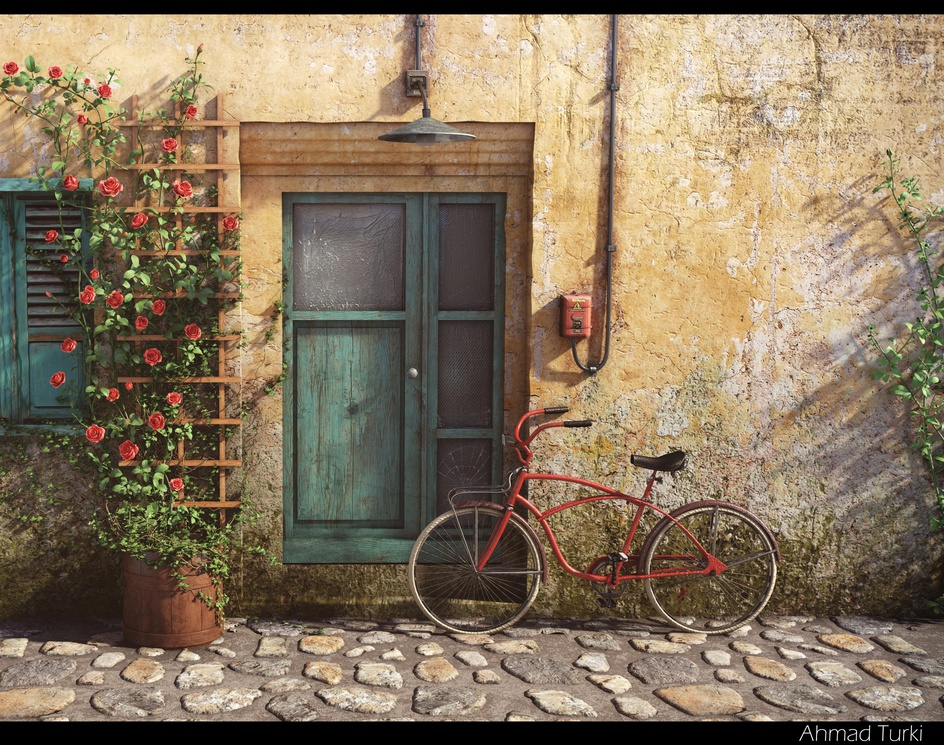 Door Stepby AhmadTurki182