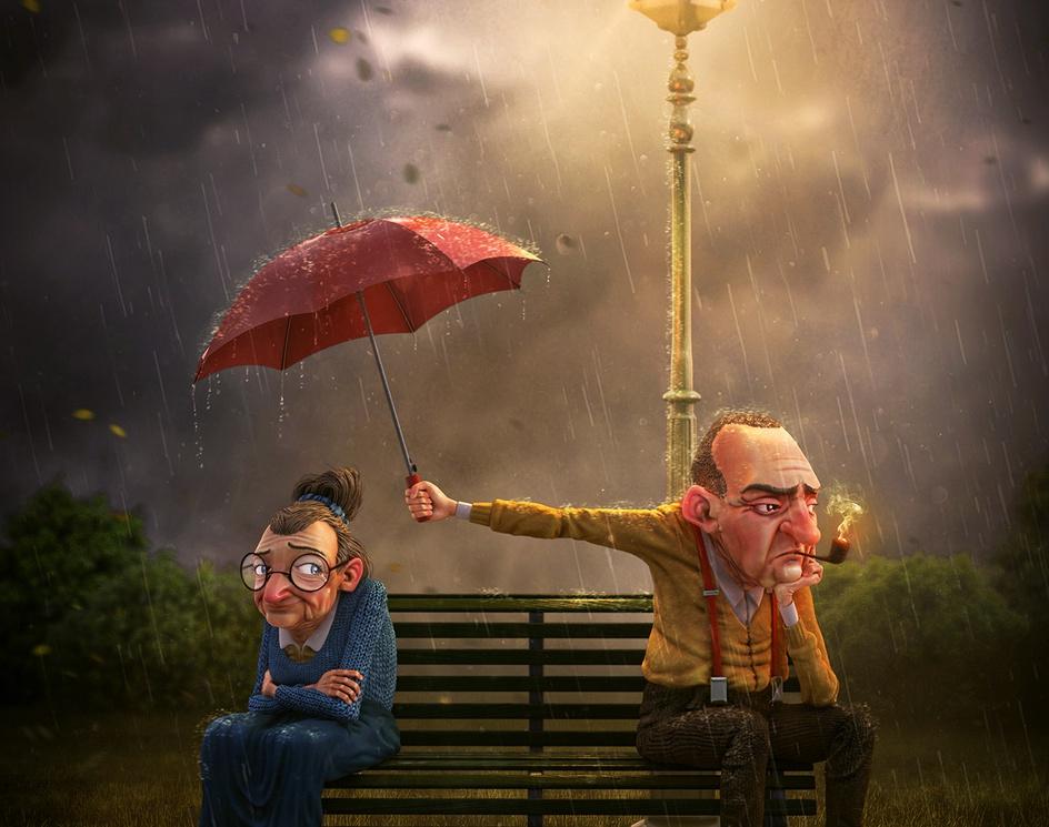 Rain or Shineby aiman3d