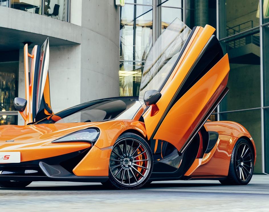 McLaren 570Sby Alex Morrison