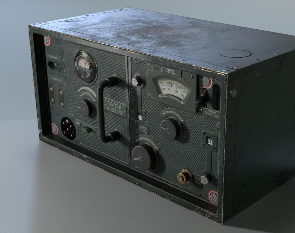 Old Radioby akash garg