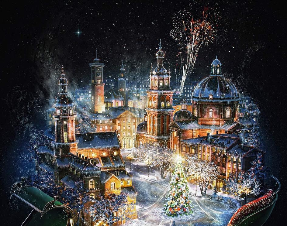 Merry ChristMasby Aleks_cg