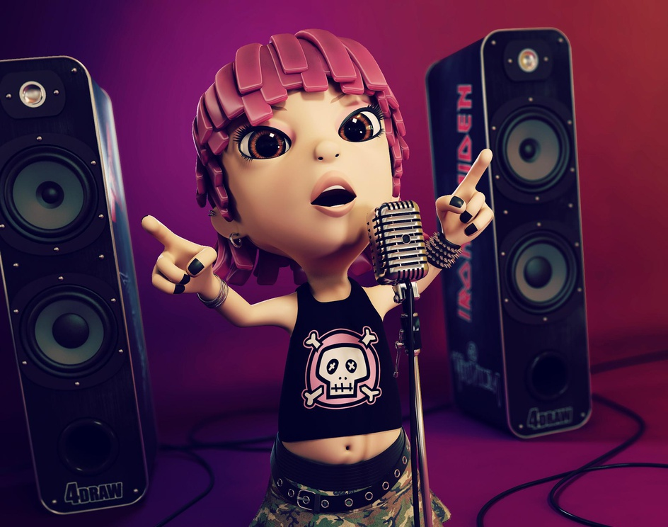 Baby-rock 2.0by Alessio Rossi