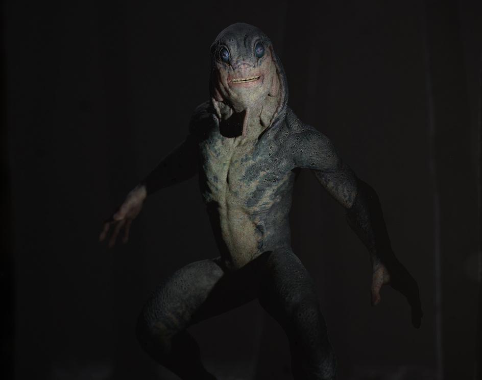 Amphibian Alienby cflorencio