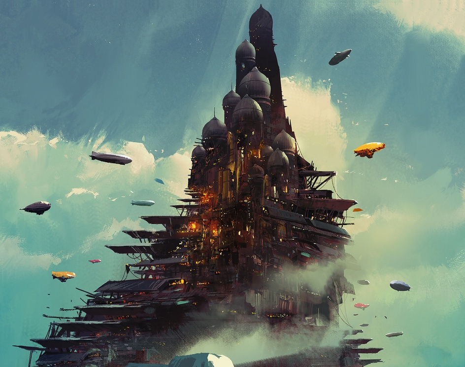 Mortal Engines / ARKANGELby Amir Zand