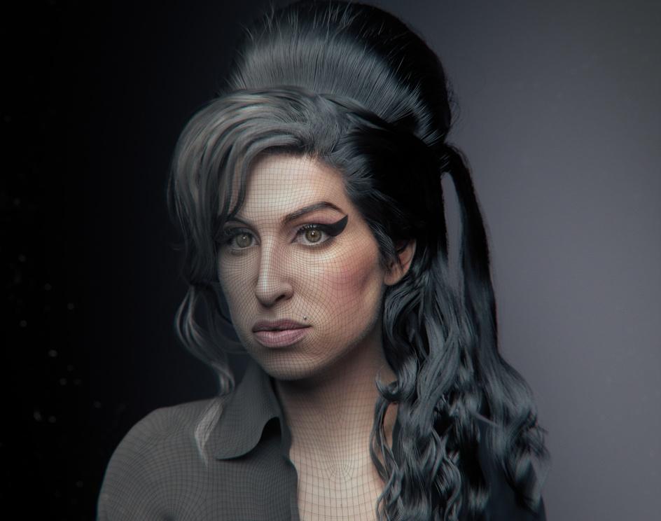 Amy Winehouseby Hadi Karimi