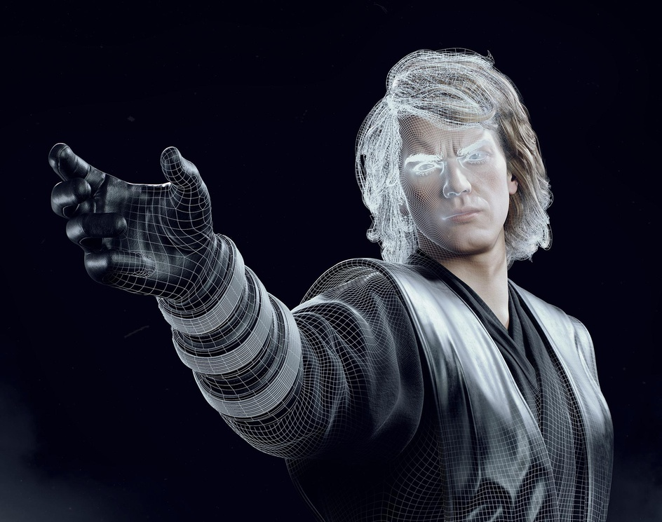 Anakin Skywalker The Lord Sithby jcossioart