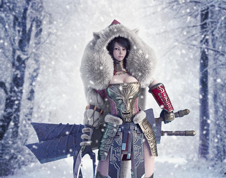 Winter Warriorby Anderson Lovato