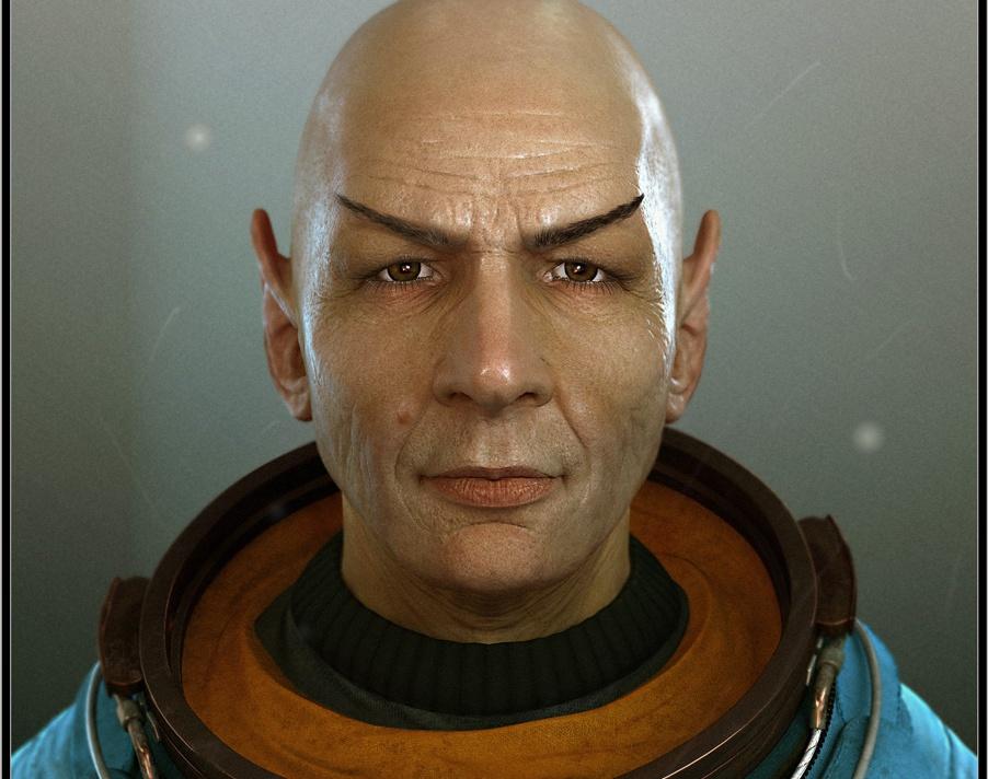 Who Is Spockby Mr. andrei szasz