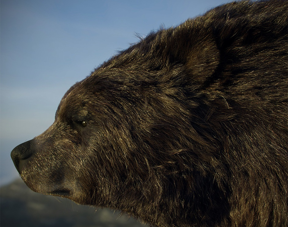 Ornatrix Grooming for Bear rider (collaboration with Maria Panfilova)by Andrew Krivulya