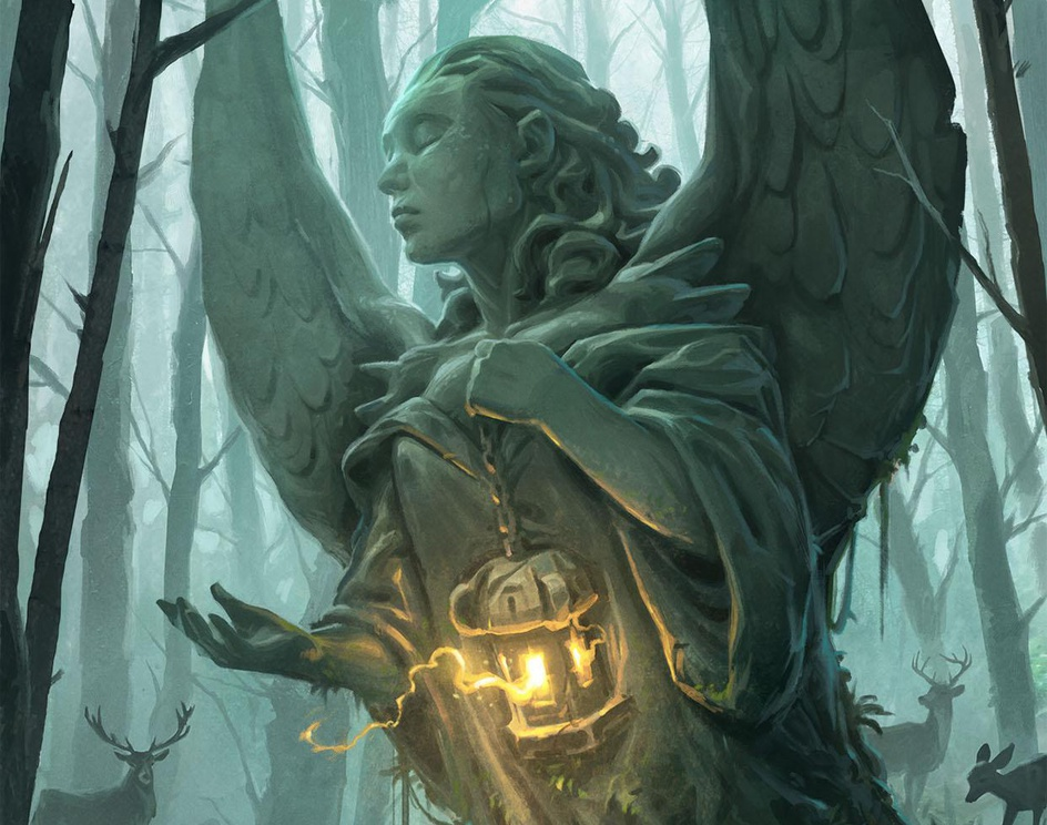 Forest Angelby Andrew Bosley