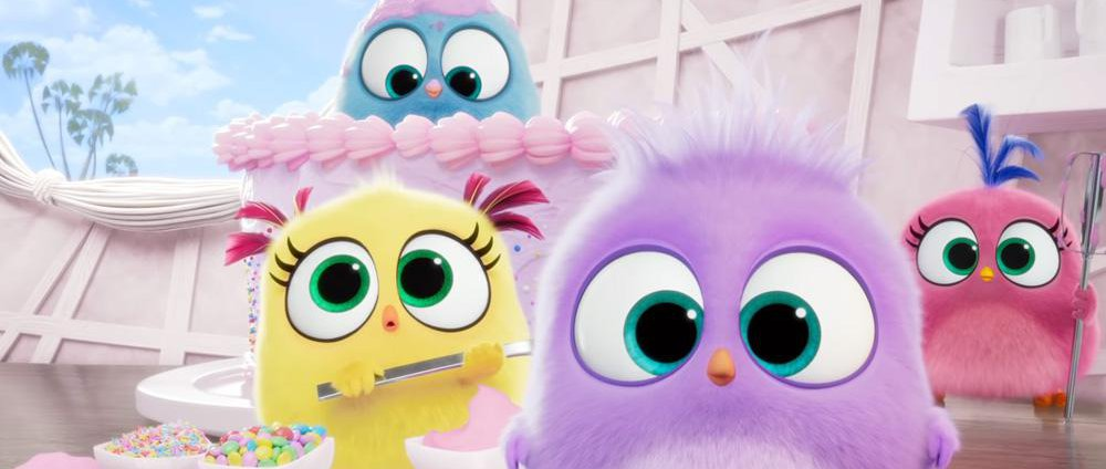The Angry Birds Movie 2 - Happy Mother's Day · 3dtotal