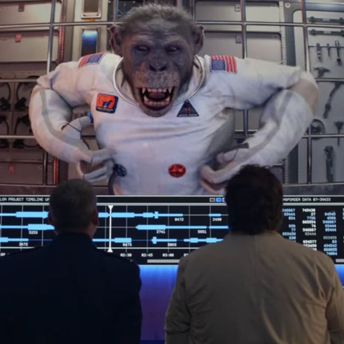 science fiction netflix monkey fx effects visuals