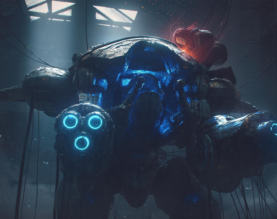 D-va Maintenanceby Antoine Collignon