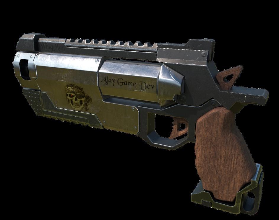Weapon 3d modelby Ajay dwivedi