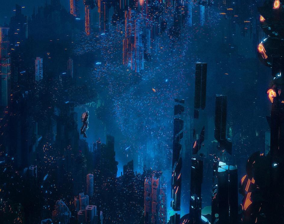 Aquarius- The Thing Render Challengeby Michael Khoo
