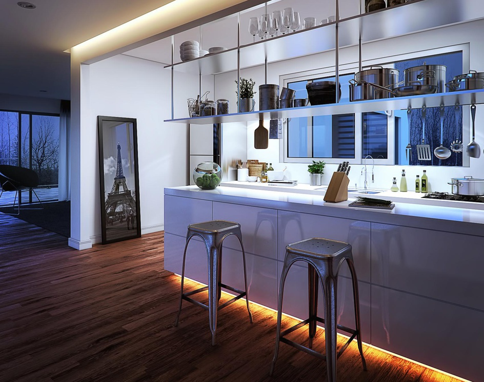 Hill House - Kitchenby arbarcelos