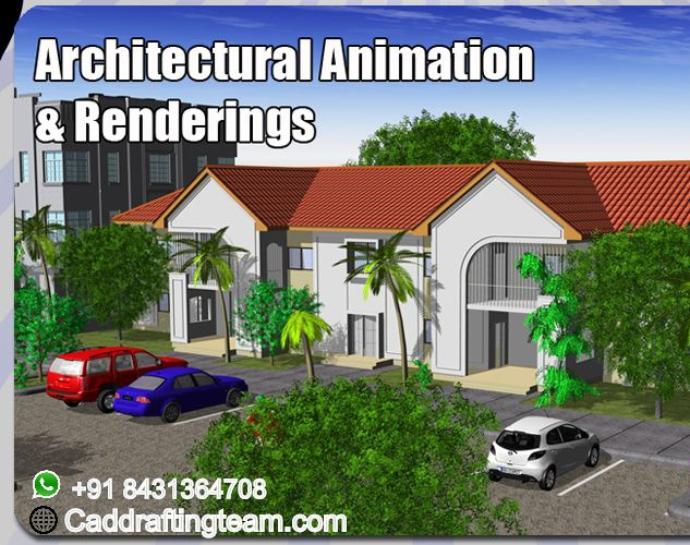 3d Architectural Rendering Servicesby Caddraftingteam